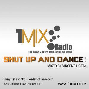 Vincent Licata - Shut up and dance Episode 31