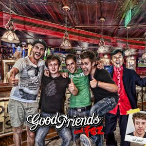 """Good Friends and Fez Episode 9 - """"fights and boners, this is a bloke's cast"""""""