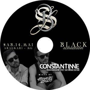 CD Promo da Festa Black Sensation @ Ararguari