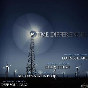 Aurora Nights Project -  Time Differences 033 (Host mix) [8th July 2012] on Tm-Radio.com