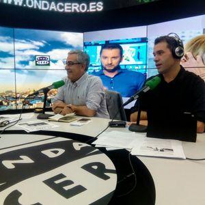 Discusión entre Toñi Bolaño y Rubén Amón sobre un referéndum en Cataluña