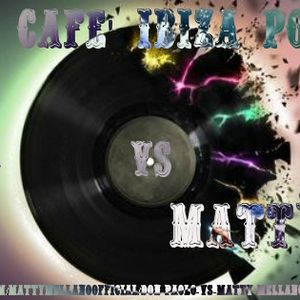 Don Paolo vs Matty Mellano-Podcast by Moliendo Cafe Ibiza April 2013