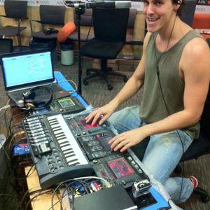 Beatmac en Cinco Lunas de Punto Radio