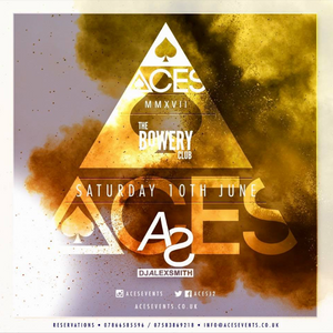 DJAlexSmith Presents Saturday 10th June #AcesPromoMix
