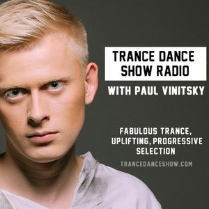 Trance Dance Show Step 120 by Paul Vinitsky [vote for PAUL VINITSKY in DJMAG.COMTOP100DJS]