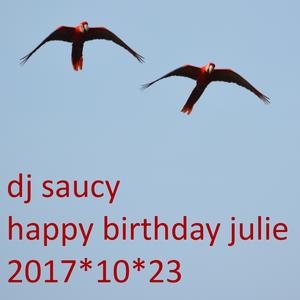 Happy Birthday Julie 2017*10*23