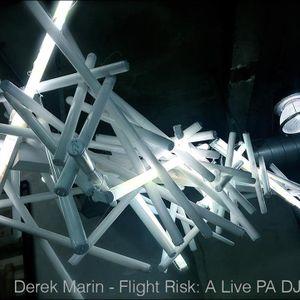 Flight Risk: A Live PA DJ Mix