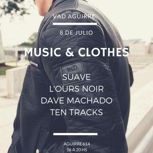Ten Tracks - Live VAD (Vete al Diablo Aguirre)