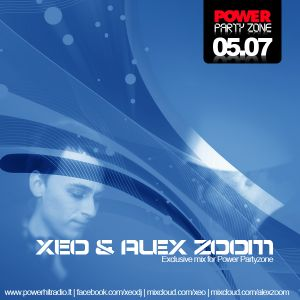 XEO & Alex Zoom - Exclusive mix for Power Partyzone (May 2011)