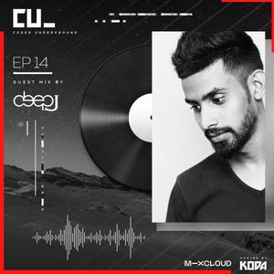 CODED UNDERGROUND   EP.14 - Guest Mix By DEEP-J