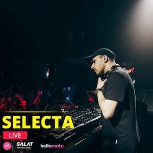Selecta - Live @ SALAT- EDM Trap Music 01.04.2017