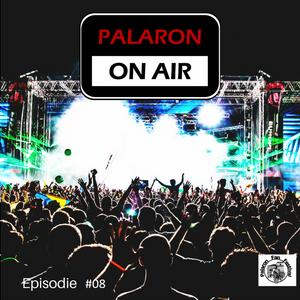 Podcast Palaron ON AIR #08 Dj Alex T.