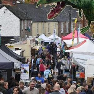 Bampton Fair 26th October 2017