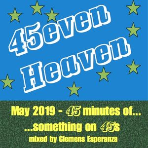 45 minutes of something on 45s mixed by clemens esperanza