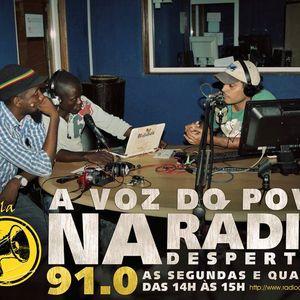 Zwela Angola - 15-08-2012