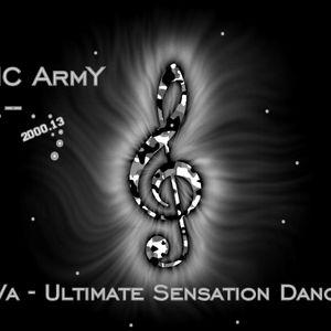 VA - Ultimate Sensation Dance 2013 Mixed By DMC Army - Dance