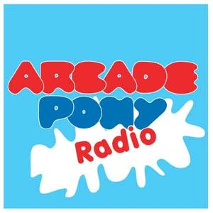 ARCADEPONY RADIO EPISODE 2 with KRUCY DARKSTAR
