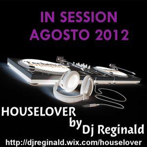 Dj Reginald - Session Agosto 2012