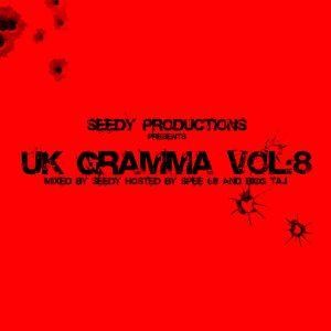 UK GRAMMA VOL:8 Mixed by Seedy, Hosted by Spee69 & Bigg Taj