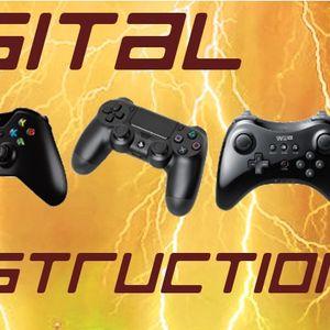 Digital Destruction Podcast Episode 70: Wibbily Wobbly Timey Wimey