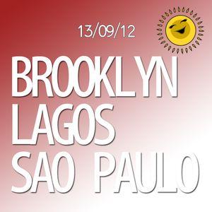 Brooklyn Lagos Sao Paulo 13/09/12