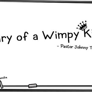 Diary of a Wimpy King