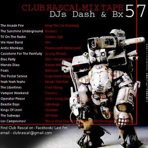 Club Rascal Mix Tape 57