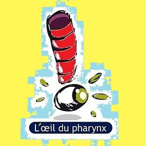 """""""L'Oeil du Pharynx #14"""" par Nicolas Caudeville (1ère partie)"""