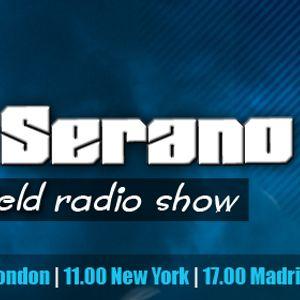 Milto Serano /// DanceField radio show 001 @ Light Wave Radio 20.10.12