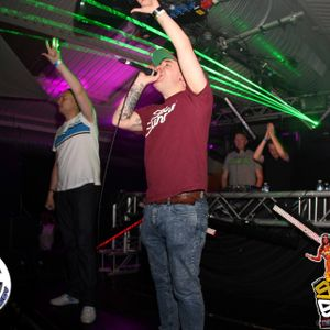 Dave Skee b2b Bassmental with Mc's Whizzkid b2b Wotsee