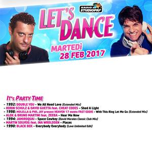 """It's Party Time"" di Martedì 28 Feb 2017"