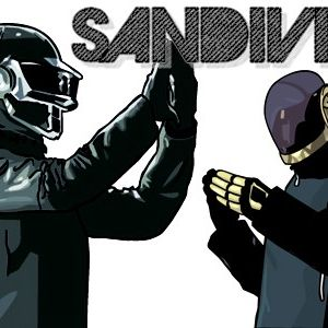 DIRTY--SANDIVII--LONDON MIX--