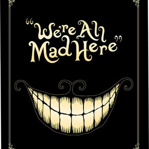 Cheshire cat part 2 in the end it all fades with a smile