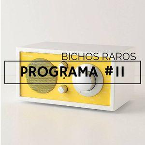 BICHOS RAROS PROGRAMA #11