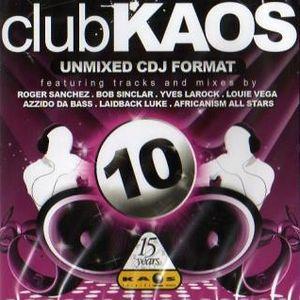 Mixed Kaos - Volume 10