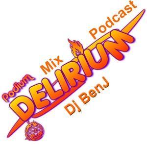 Dj BenJ Podcast #5 - Podium-delirium.fr