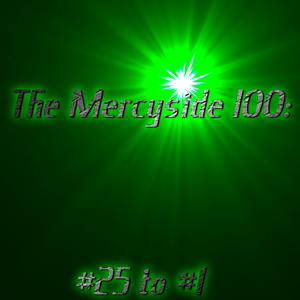 The Mercyside 100 2014: #25 - #1 (13/2/15)