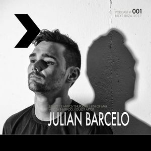 NEXT Podcast Series 2017 |Guest Artist: Julian Barcelo [#001]
