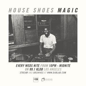 House Shoes - Magic FM debut (7.5.17) 99.1 Los Angeles