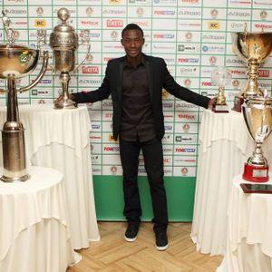 Interview de Serge Nyuiadzi, footballeur français évoluant au Žalgiris Vilnius