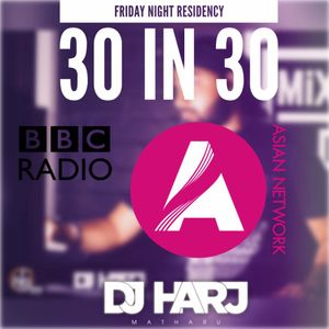 30 in 30 Mix (BBC Asian Network)