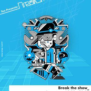 Break The Show #15 30-01-13 | D.I.T. Radio |