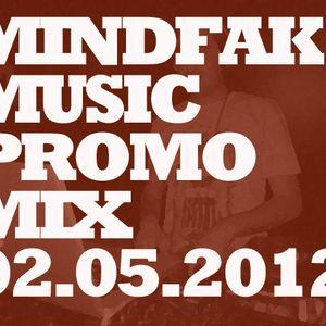 InTheFog - MindfakMusic Promo Mix - 02.05.2012