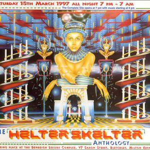 Darren Jay w. Stevie Hyper D & Mc Mc @ Helter Skelter 'Anthology' - 15.03.1997