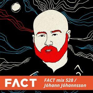 FACT mix 527 - Jóhann Jóhannsson (Dec '15)
