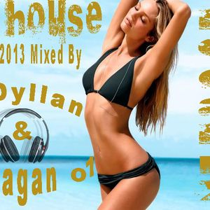 DJ Dyllan Ft. DJ Dragan o1 - Top House Club Hits (Promo Megamix) 2013