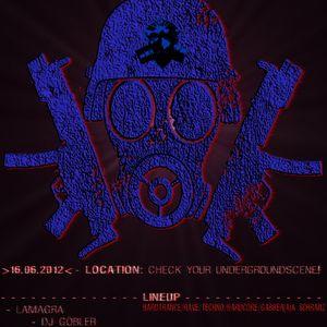 TaktMarcy@Freaky-Free-Rave 16.06 - 17.06.2012