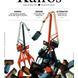 Le Campus Info invite le journal Kairos