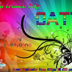Dj Hellyanna - On A Trance Trip Episode 8