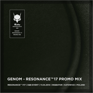 Genom - Resonance 17 Promo Mix
